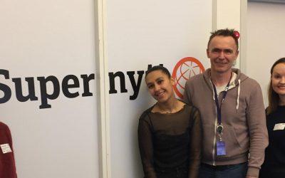 Ukas ros til NRK Supernytt etter møte
