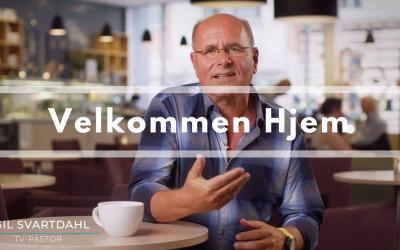 «Velkommen hjem» med Egil Svartdahl